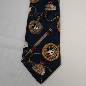 Mickey & Co. Atlas Design Disney Mickey Mouse Tie